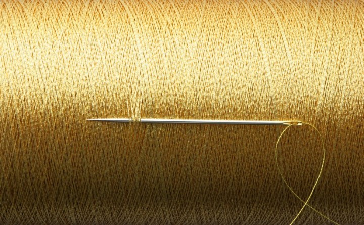 Golden thread the one